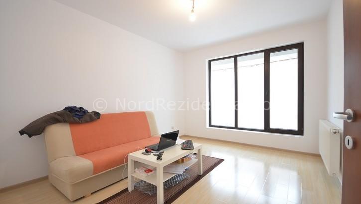 Apartament de vanzare 2 camere cu curte Bucurestii Noi