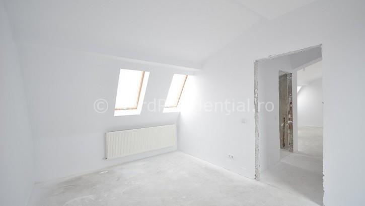 Penthouse de vanzare 2 camere cu terase, Bucurestii Noi