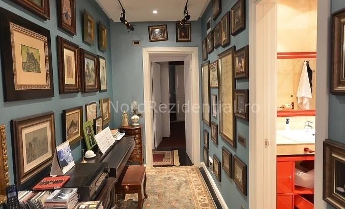Apartament 4 camere de vanzare Kiseleff