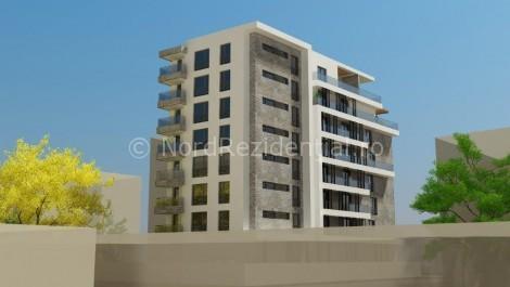 Cladire de Birouri + PROIECT Imobil Rezidential Victoriei Nord + Teren 1200mp