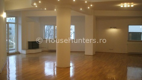 Inchiriere duplex penthouse 6 camere Herastrau Nord
